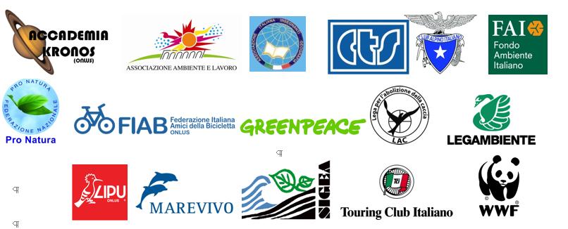 16 ass ambientaliste