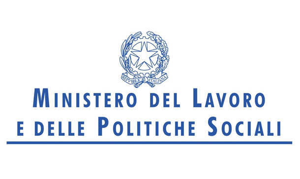 ministero del lavoro banner