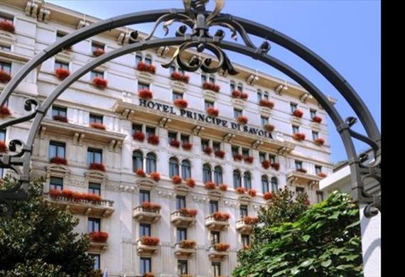 Hotel principe di Savoia 1