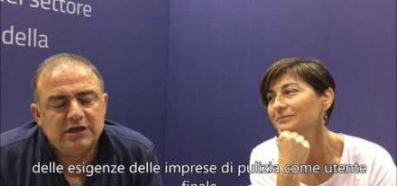 Francesco Bertini presidente e Virna Re vicepresidente AfidampCom – Pulire 2017