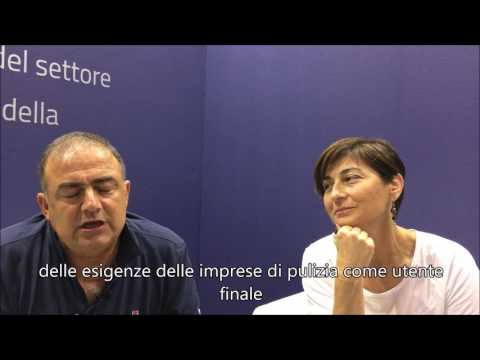 Francesco Bertini presidente e Virna Re vicepresidente AfidampCom – Pulire 2017