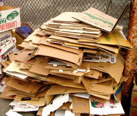 used_cardboards_for_recycle