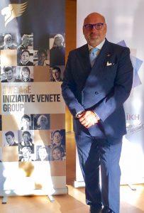 Roberto De Zorzi presidente di Iniziative Venete e di Partner Hotel