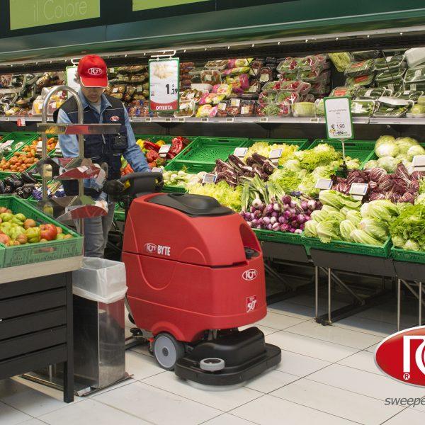 BYTE II supermercato