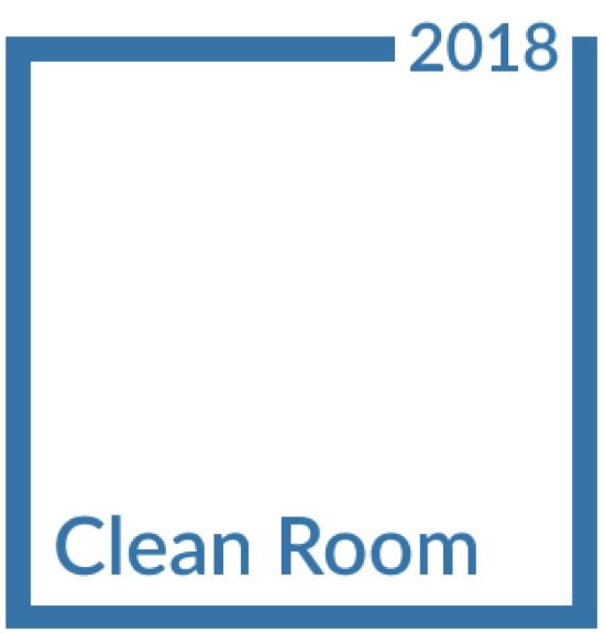 clean room logo